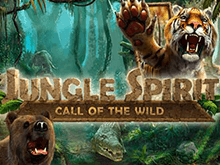 Автомат Jungle Spirit: Call Of The Wild