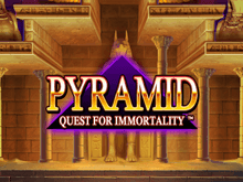 Слот Pyramid: The Quest For Immortality