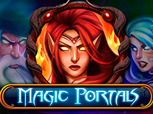Видео-слот Magic Portals